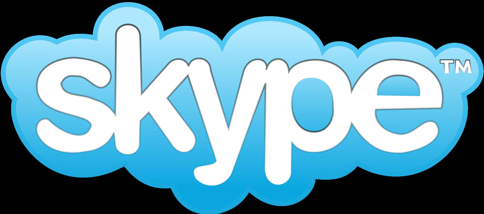 LLamada vía Skype