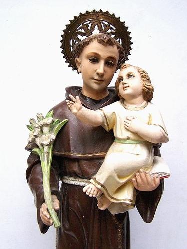 Rogativa a San Antonio de Padua